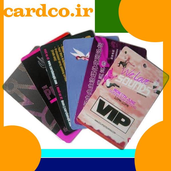چاپ کارت پرسنلی شناسایی- دستگاه کارتهای پی وی سی